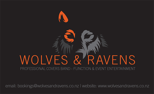 Wolves and Ravens covers band