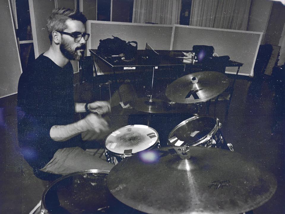 Johnny Barker - drums