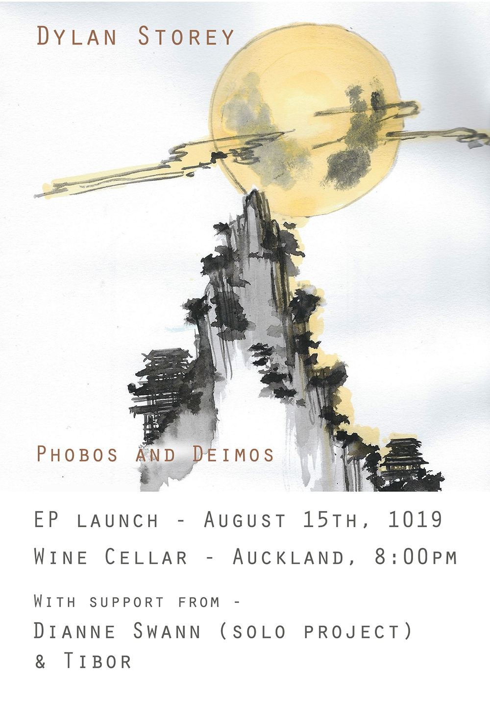 EP release gig